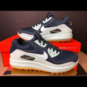Nike Air Zoom 90 IT Spikeless Golf Shoes 844648-40